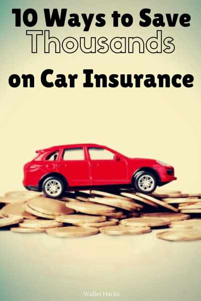 Car insurance can get very expensive, but with these tips you can significantly lower you car insurance bill without much effort!