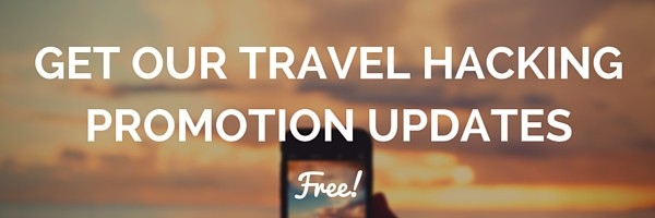 Sign up to receive promotions as we see them for credit cards, airlines, hotels, and more! Completely free newsletter, unsubscribe with one click.