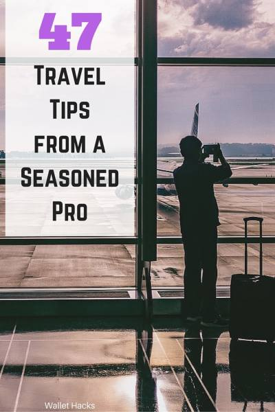 Traveling can be stressful, it can be exhausting, and it can be expensive... it doesn't have to be. What if you had a few tips from a seasoned pro, a traveling expert, to teach you the little tips and tricks that help her get her through her travels?