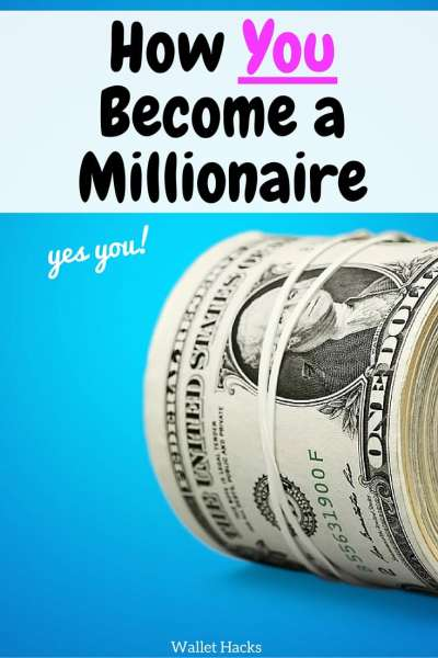 Becoming a millionaire is simple but not easy. See how we break it down and make it within YOUR grasp but you must start TODAY!