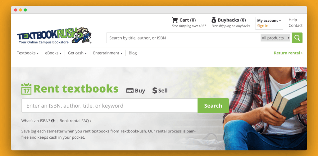 The 11 Best College Textbook Rental Sites | The Wallet Wise Guy