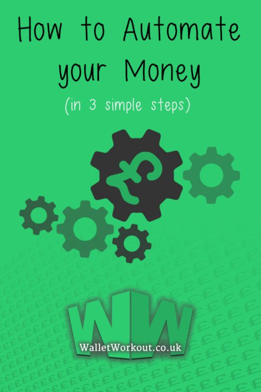 How To Automate Your Money (in 3 simple steps)