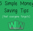 Money Saving Tips that Everyone Needs to Know