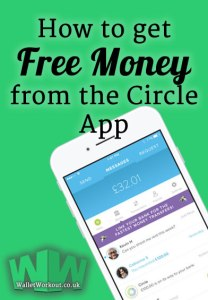 How to get Free Money from the Circle App