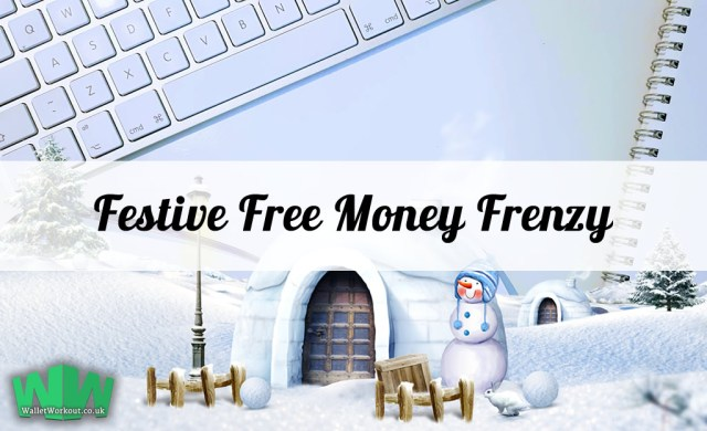 Festive Free Money Frenzy
