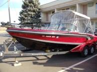 The Ranger 620 ready to sail.