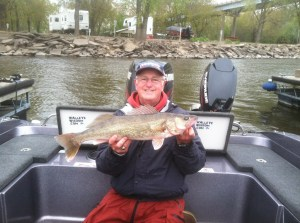 Red Wing Walleye