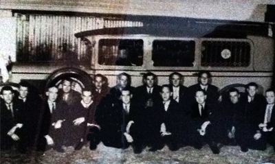The First Aid Squad in 1939