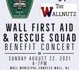 2021 Annual Benefit Concert - Cancelled - Will Re-Schedule