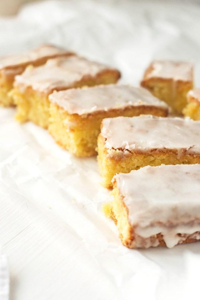 Gluten Free Dairy Free Polenta Cake Recipe