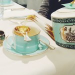Vegan Afternoon Tea at Fortnum & Mason