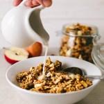 Nakd Toffee Apple Granola