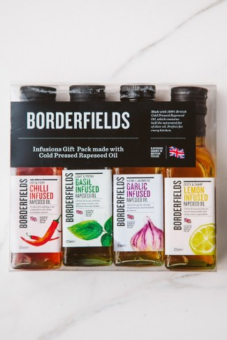 Win a Borderfields Oil Infusion Pack