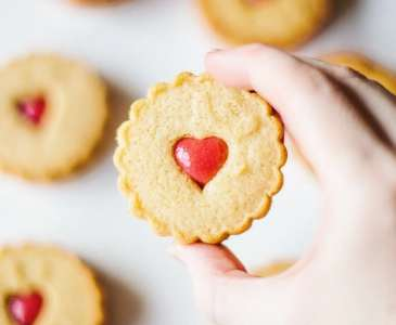 Paleo & Sugar Free Jammy Dodgers