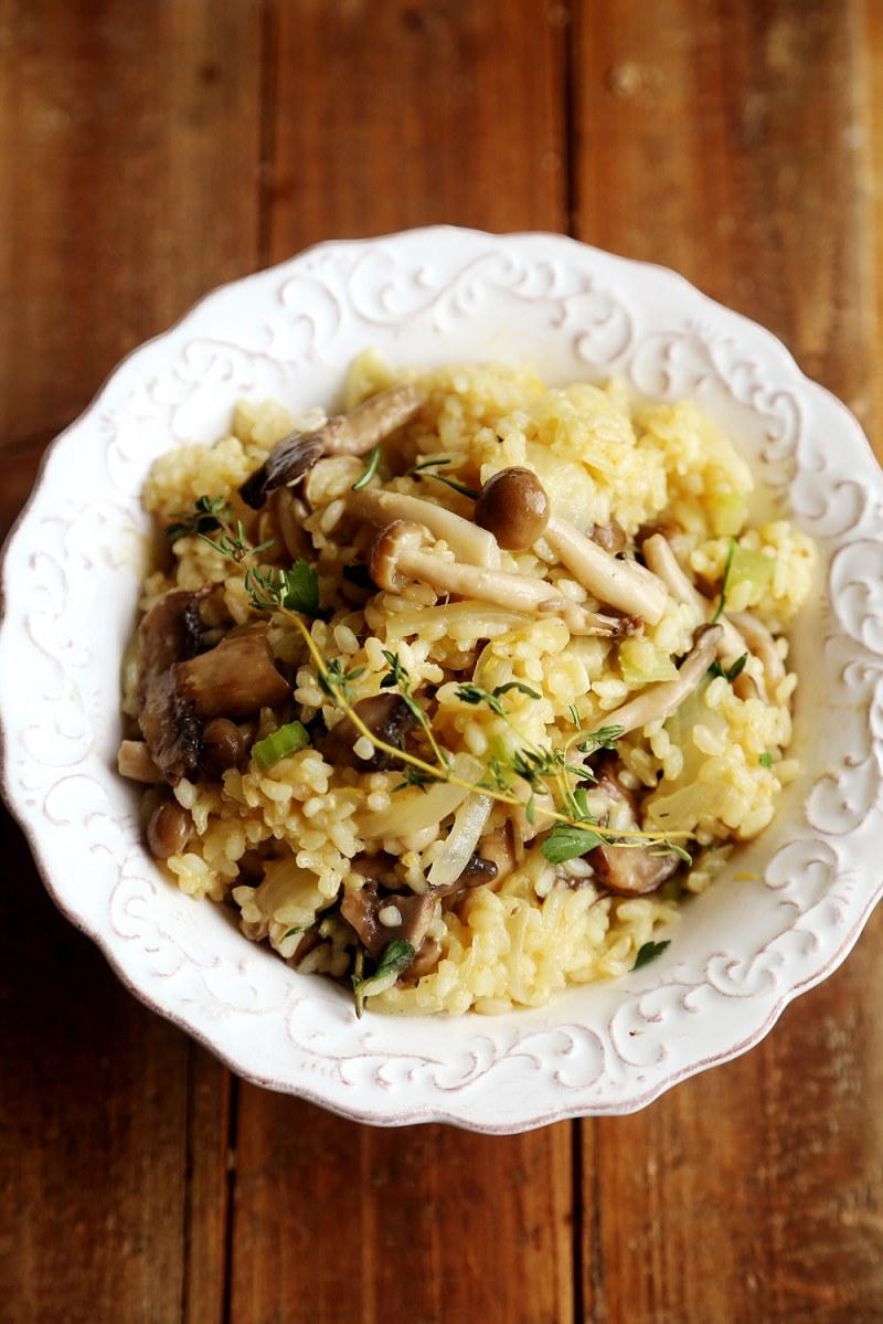 Creamy_Vegan_Mushroom_Risotto_Recipe_005