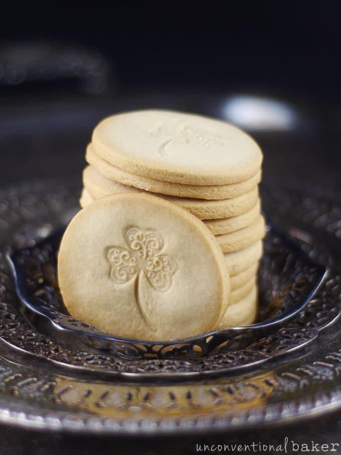 Gluten-Free-Vegan-Minted-St-Patricks-Day-Cookies