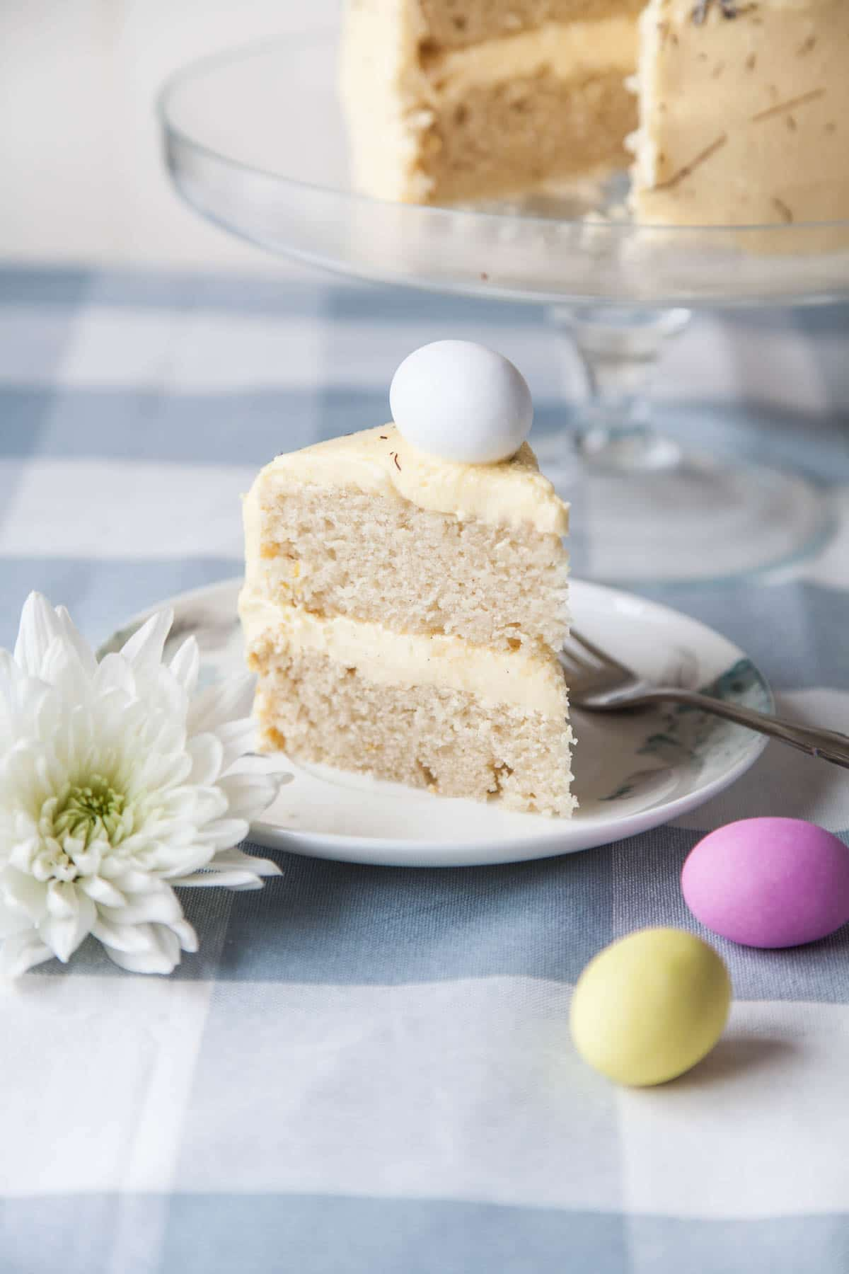 Easter Cakes Without Chocolate