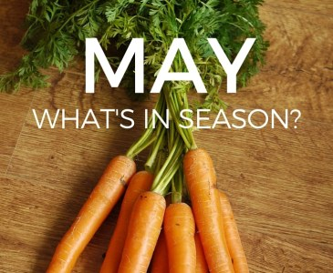 May: What's in Season?