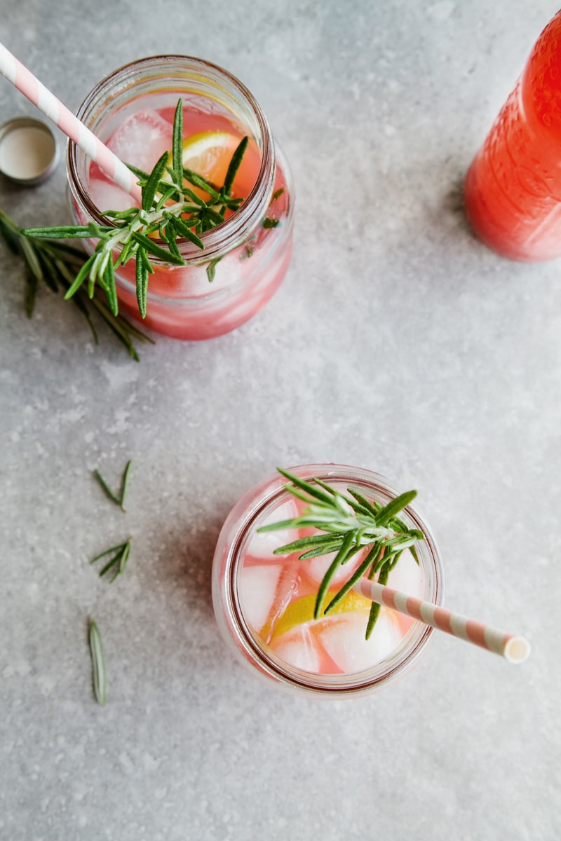 Galvanina Grapefruit & Rosemary Gin Cocktail