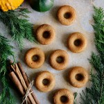 Mini Pumpkin & Cinnamon Sugar Donuts