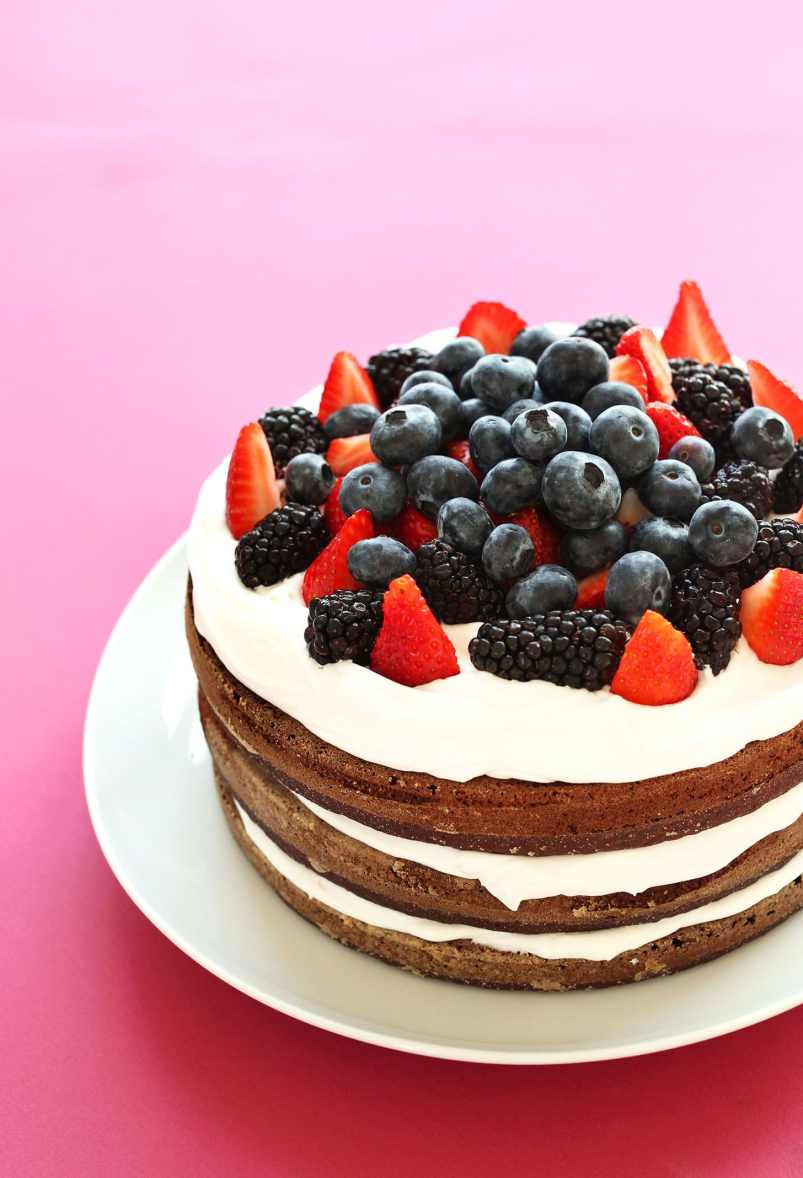 28 Birthday Worthy Vegan Layer Cakes Wallflower Kitchen