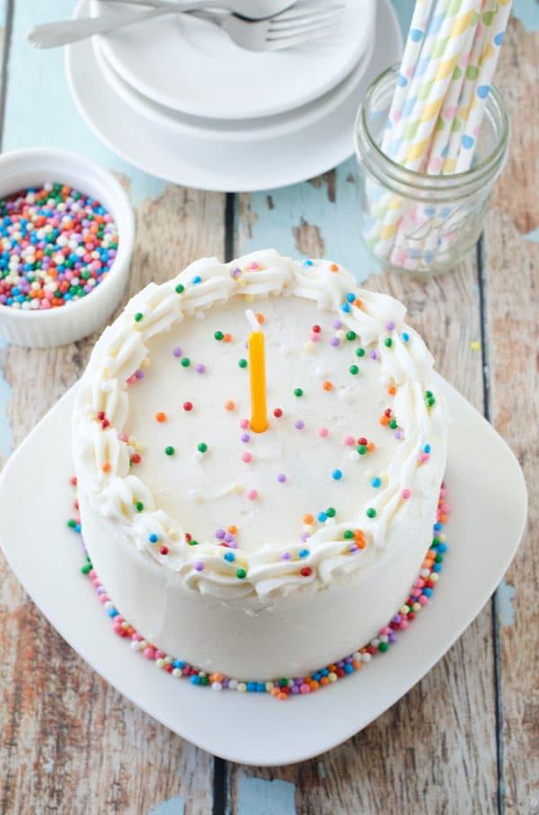 28 BirthdayWorthy Vegan Layer Cakes Wallflower Kitchen