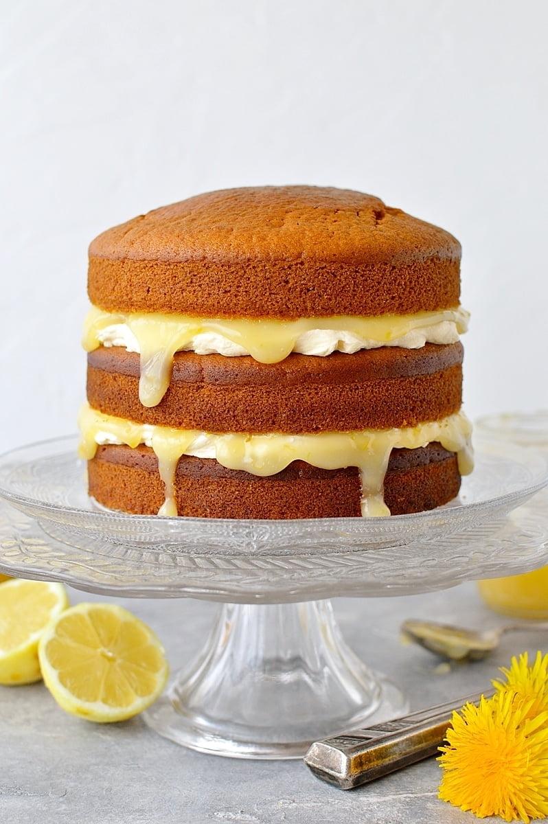 Triple Chocolate Mousse Cake Uk