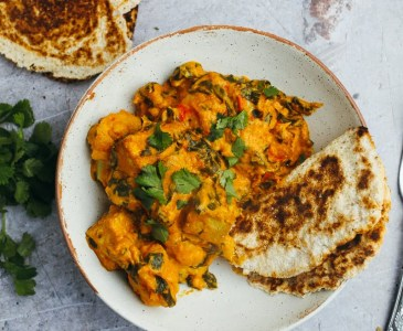 Korma Curry Sauce #Vegan #keto
