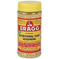 Nutritional yeast powder