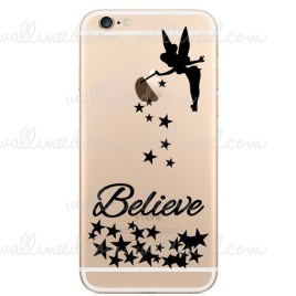 IPhone 6 Sticker Tinkerbell Fairy Believe IPhone Stickers IPhone 6 Stickers Decal Apple