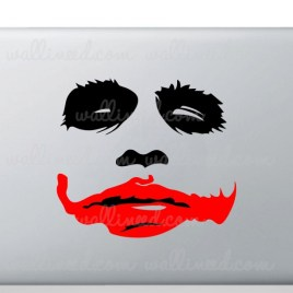 joker batman laptop sticker