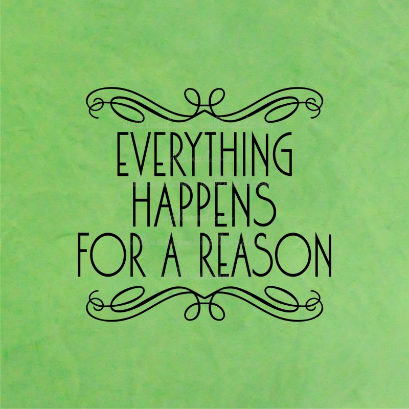 reason wall decal