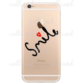 iphone 6 sticker Smile