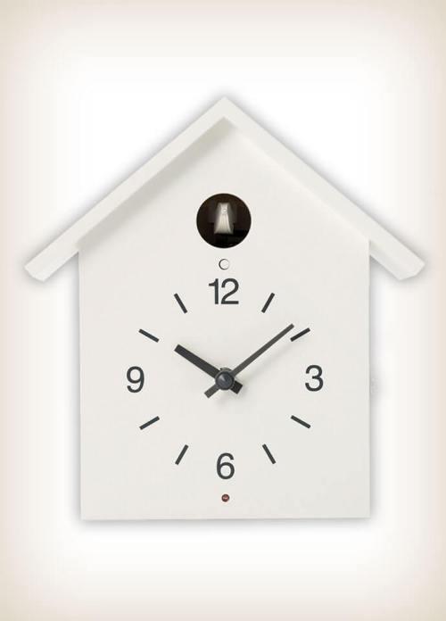 Large Muji Cuckoo Clock