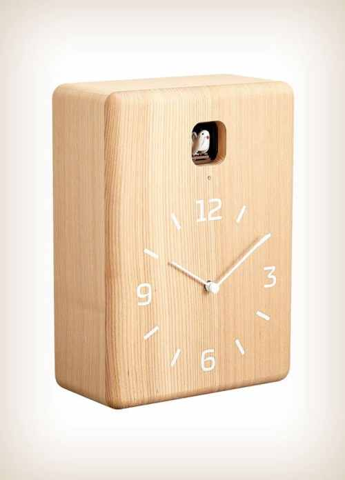 Lemnos The Cucu Cuckoo Clock LC10-16 NT