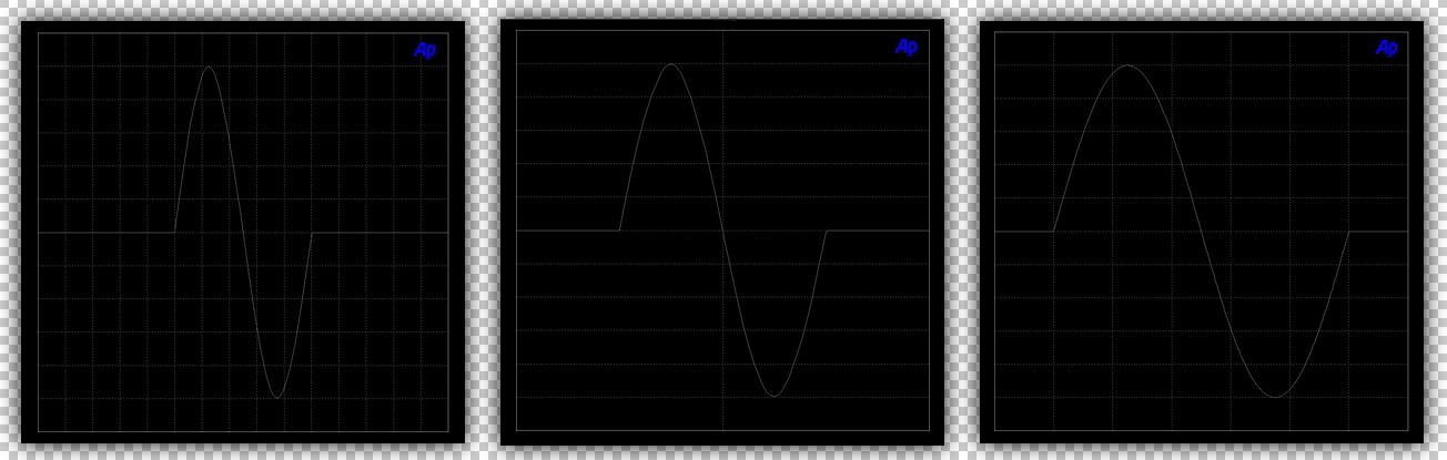 Scope 20khz,1khz, 20hz