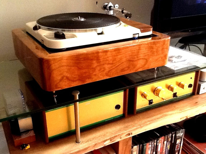 Still a Player: The Thorens TD124 Transcription Record