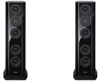Technics' 2014 Reference Line: the SB-R1 Speaker System