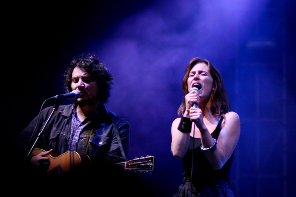 jeff tweedy and leslie feist