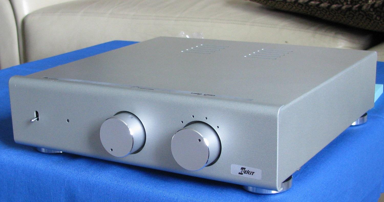 Review: Elekit TU-8500 Tube Preamplifier Kit | Wall of Sound