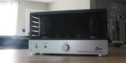 Review: Elekit TU8600 Single-Ended 300B Amp (Part 1)