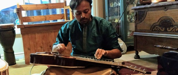New Music Review: Delta Raga, By The Indo-Canadian Slide Project