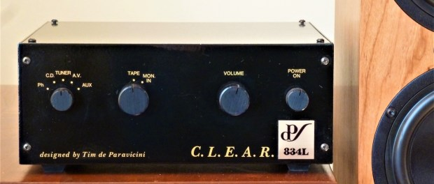 CHE Files: CLEAR/EAR 834L (Or Is It An 834P..?)