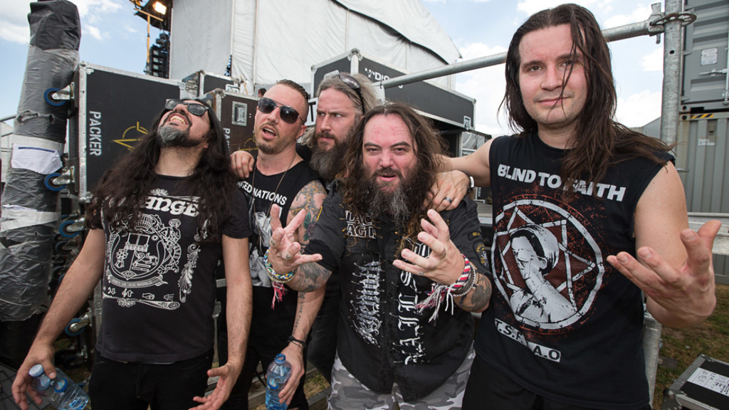 Expect a new Killer Be Killed album in 2019 according to Max Cavalera