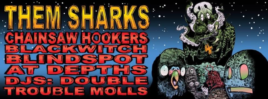 them sharks