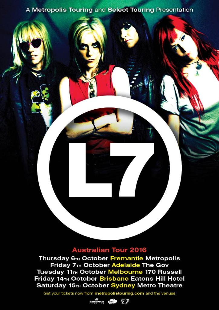 l7 tour