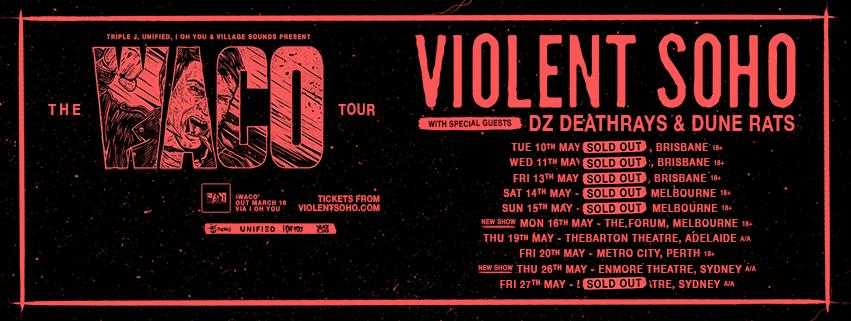 soho tour new