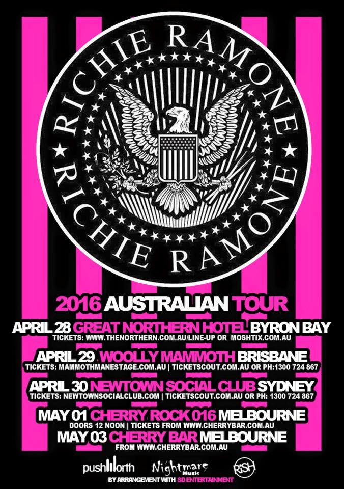 richie tour