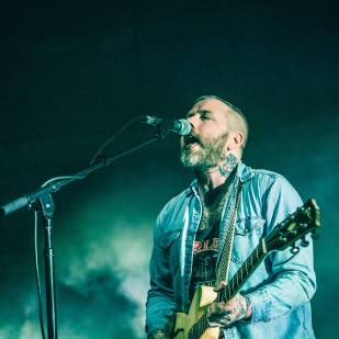 Dallas Green. Photo: Mitch Chamberlain