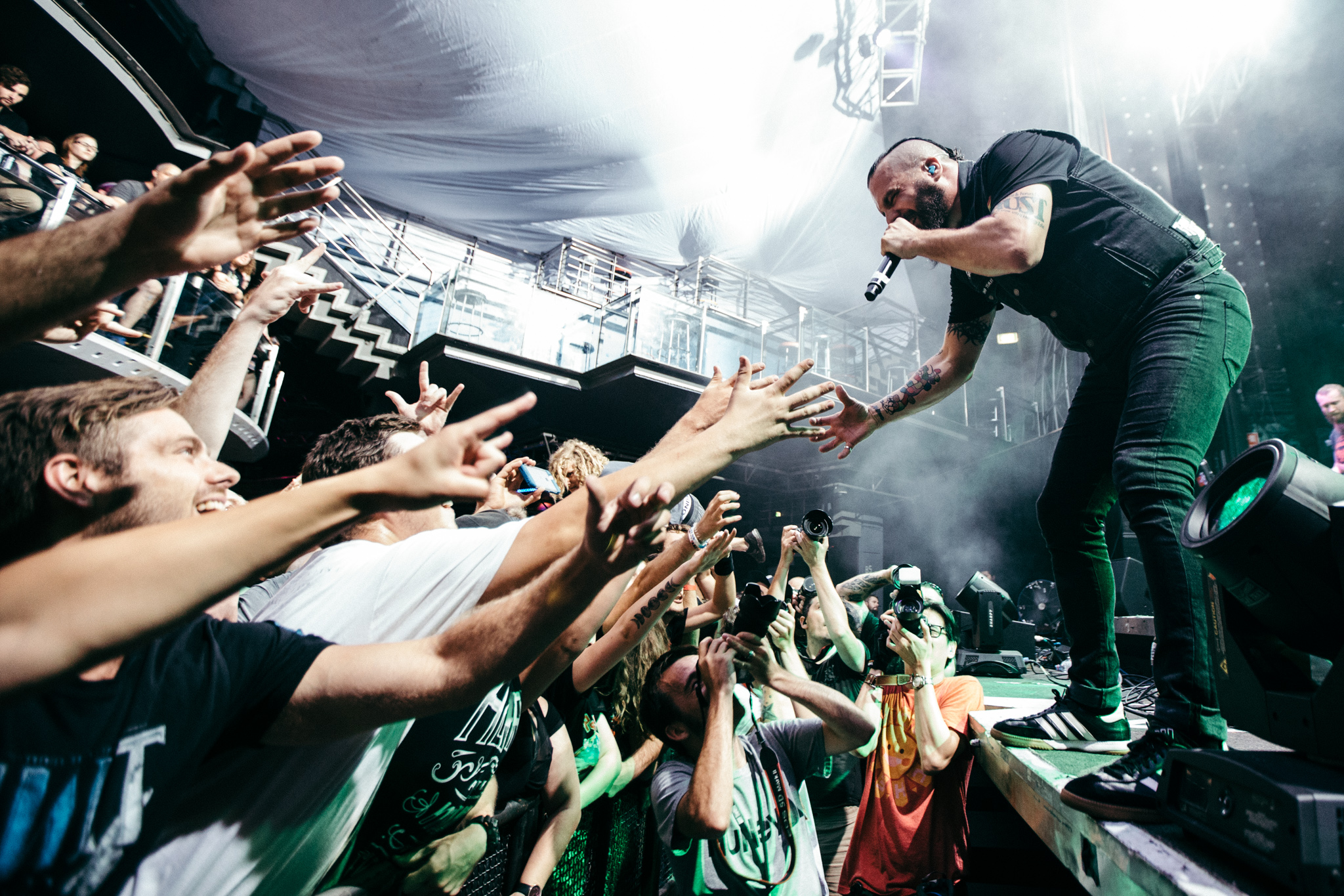 Killswitch Engage announce Two Headline Shows for SYD & MELB